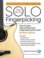 The Art of Solo Fingerpicking-30th Anniversary Ed