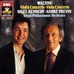 William Walton: Violin Concerto; Viola Concerto