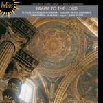 Praise to the Lord: Hymns Fron St. Paul's