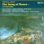 Thomas Linley: Songs of Moses; Let God Arise