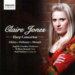 Glière, Debussy, Mozart: Harp Concertos