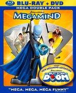 Megamind [Blu-Ray/DVD]