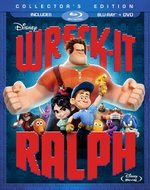 Wreck-It Ralph [2 Discs] [Blu-ray/DVD]
