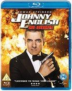 Johnny English Reborn [Blu-Ray] [2011] [Region Free]