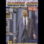 Marvin Gaye: The Real Thing - In Performance 1964-1981 [CD/DVD]