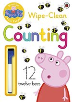 Peppa Pig: Practise with Peppa: Wipe-Clean First Counting