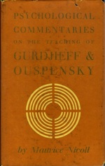 Psychological Commentaries on the Teachings of Gurdjieff and Ouspensky: Volume 4