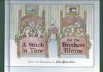 A Stitch in Time for the Brothers Rhyme: Story and Illustrations (Imagination Series)