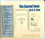 The Sacred Tarot: the Art of Card Reading and the Underlying Spiritual Science-Brotherhood of Light, Course 6-Nine Cassette Tapes