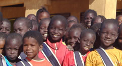 Alibris funded the construction of two schools in Senegal.