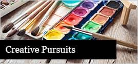 creative pursuits
