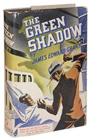 Collectible gift book editions of The Green Shadow, by James Edward Grant