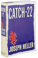 Catch-22 by, Joseph Heller