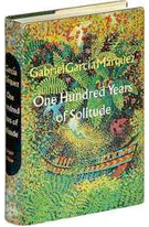 Signed books and autographed editions of One Hundred Years of Solitude, by Gabriel Garcia Marquez
