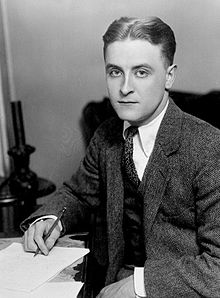 F Scott Fitzgerald