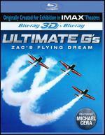 IMAX: Ultimate G's - Zac's Flying Dream 3D [Blu-ray]