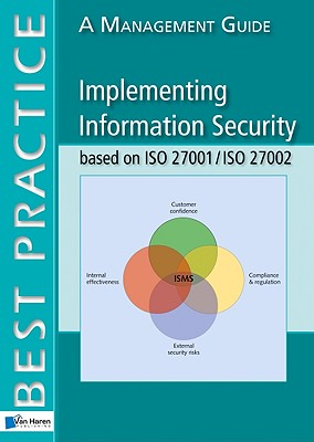 Implementing Information Security Based on ISO 27001/ISO 27002: A Management Guide - Calder, Alan