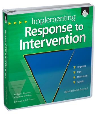 Implementing Response to Intervention - William J, Donelson