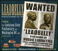 Important Recordings 1934-1949 - Leadbelly