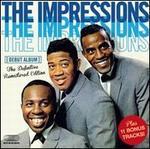 Impressions Debut Album