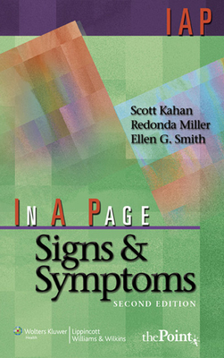 In A Page Signs & Symptoms - Kahan, Scott, and Miller, Redonda, and Smith, Ellen G.