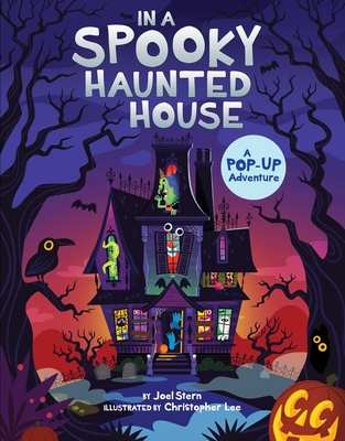 In a Spooky Haunted House: A Pop-Up Adventure - Stern, Joel, and Hall, Nancy (From an idea by)