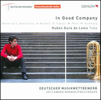 In Good Company - Ensemble Schwerpunkt; Kervin Guarapana (french horn); Rubén Durá de Lamo (tuba); Sabrina Ma (marimba);...