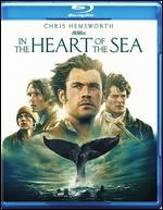 In the Heart of the Sea [Blu-ray/DVD] [2 Discs]