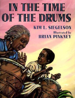 In the Time of the Drums - Pinkney, Brian L, and Pinkney, J Brian