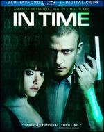 In Time [2 Discs] [Includes Digital Copy] [Blu-ray/DVD]