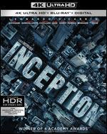 Inception [4K Ultra HD Blu-ray/Blu-ray]