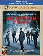 Inception [Warner Brothers 90th Anniversary] [Blu-ray/DVD]