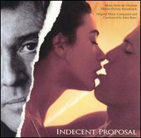 Indecent Proposal [Original Soundtrack] - John Barry