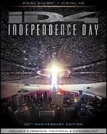 Independence Day [Includes Digital Copy] [Blu-ray] [20th Anniversary Edition]