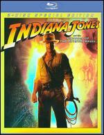Indiana Jones and the Kingdom of the Crystal Skull [Blu-ray] - Steven Spielberg