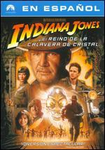 Indiana Jones and the Kingdom of the Crystal Skull [WS] [Spanish Packaging]
