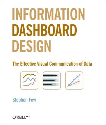 Information Dashboard Design: The Effective Visual Communication of Data - Few, Stephen