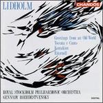 Ingvar Lidholm: Greetings from an Old World; Toccata e Canto; Kontakion; Ritornell