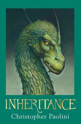 Inheritance: Book Four - Paolini, Christopher