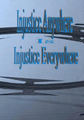 Injustice Anywhere Is Injustice Everywhere: I am Justice And Justice Will Succeed! - Brown, Michael L, PhD
