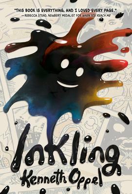 Inkling - Oppel, Kenneth