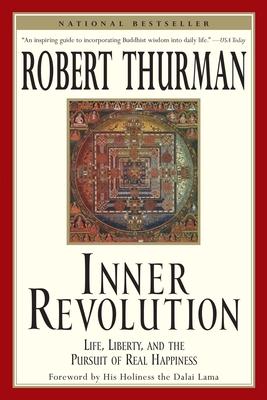 Inner Revolution - Thurman, Robert, Professor, PhD