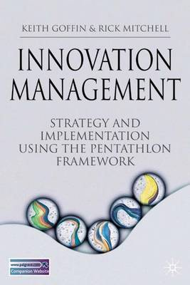 Innovation Management - Goffin, Keith, and Mitchell, Rick