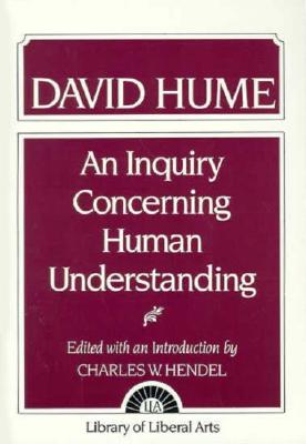 Inquiry Concerning Human Understanding an Abstract - Hume, D.