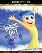 Inside Out [Includes Digital Copy] [4K Ultra HD Blu-ray/Blu-ray]