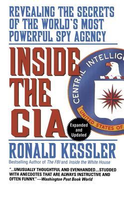 Inside the CIA - Kessler, Ronald