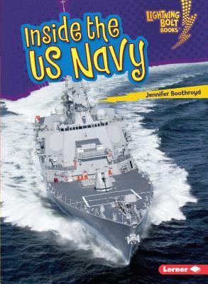 Inside the US Navy - Boothroyd, Jennifer