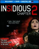 Insidious Chapter 2 [2 Discs] [Includes Digital Copy] [UltraViolet] [Blu-ray/DVD] - James Wan