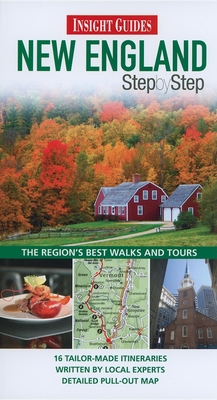 Insight Guide New England Step by Step - Insight Guides (Creator)