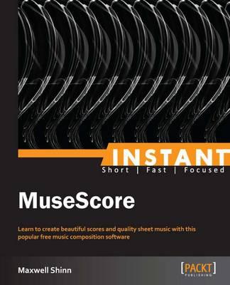 Instant MuseScore - Shinn, Maxwell